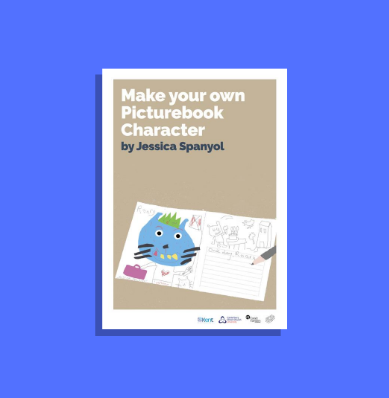 Make your own Picturebook Character thumbnail image