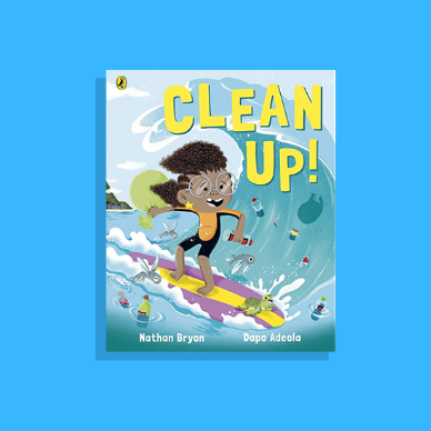 Clean up book by Dapo Adeola